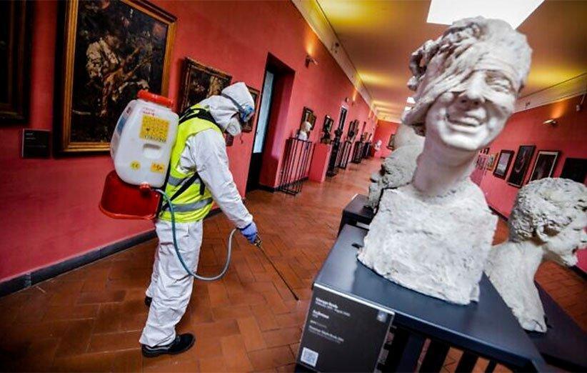 تفریحات رایگان فرهنگی برای روزهای قرنطینه؛ از برج میلاد تا موزه لوور