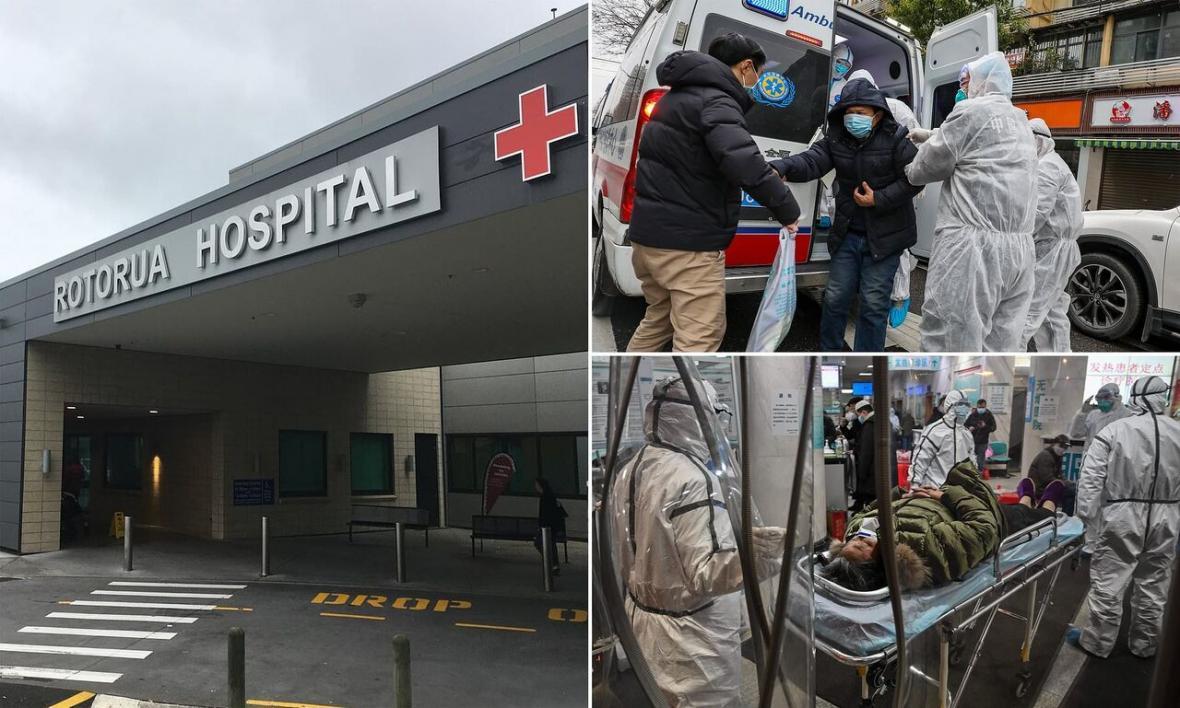 خبرنگاران اعلام حالت فوق العاده در نیوزیلند برای مقابله با کرونا