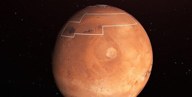 ناسا اسامی 10 میلیون نفر را به مریخ ارسال می کند