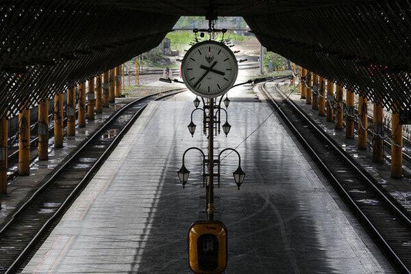 تعطیلی راه آهن مشهد در بخش جابه جایی مسافر