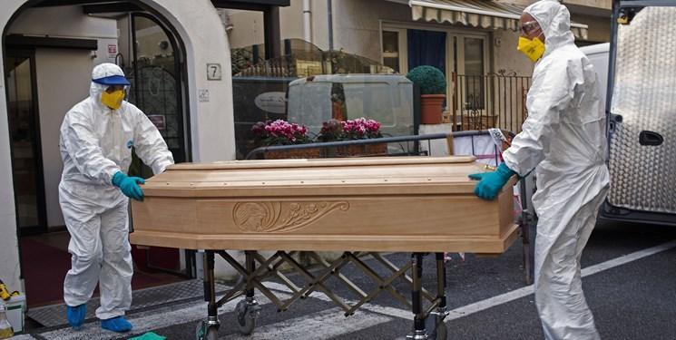 قربانیان کرونا در فرانسه بیش از 3 هزار نفر شد