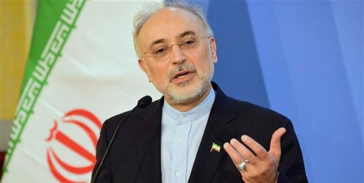 صالحی خبر داد:122 دستاورد جدید سازمان انرژی اتمی در یک سال گذشته