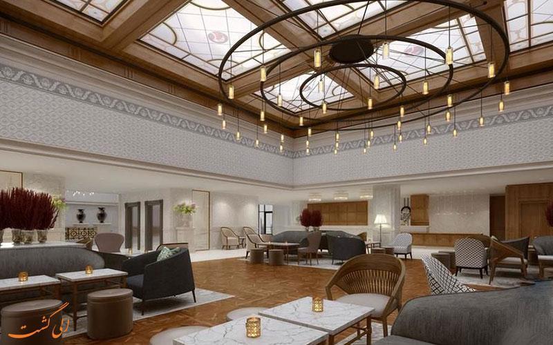 معرفی هتل آستور گاردن وارنا ، 5 ستاره