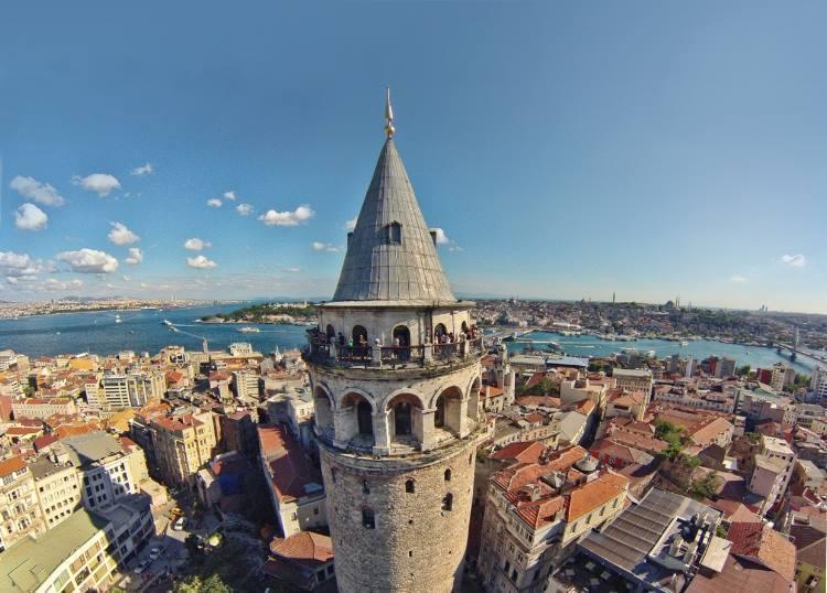 راهنمای سفر به گالاتا و کاراکوی استانبول