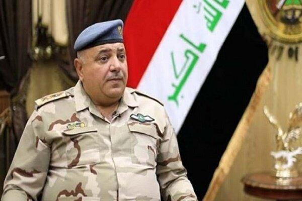 عملیات های ارتش عراق موجب کاهش تحرکات هسته های داعش شده است