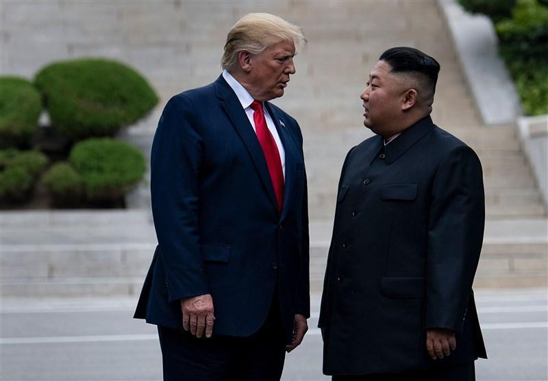ترامپ: در آینده ای نه چندان دور درباره رهبر کره شمالی خواهید شنید