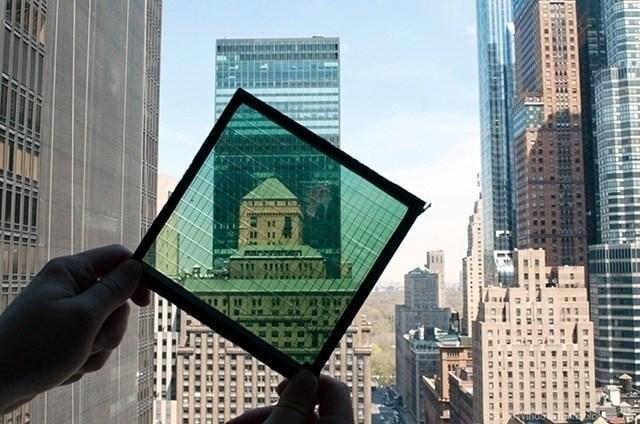 ساخت سلول خورشیدی قابل استفاده در پنجره