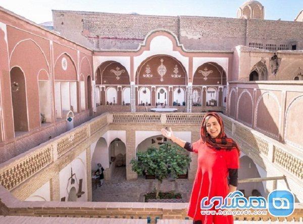 سفر زوج جهانگرد اسپانیایی به ایران ، سفر به اصفهان تاریخی و زیبا