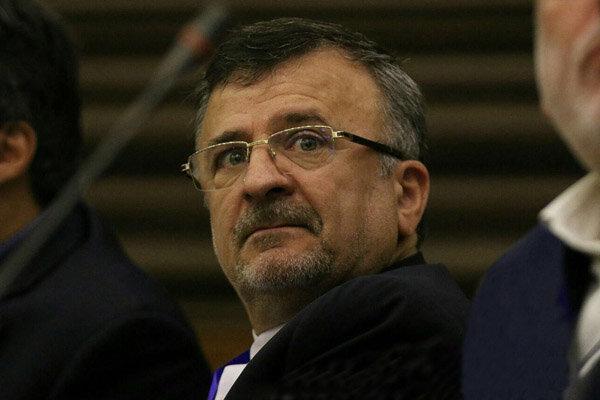 داورزنی در نشست آنلاین کمیسیون اقتصادی FIVB حاضر می شود