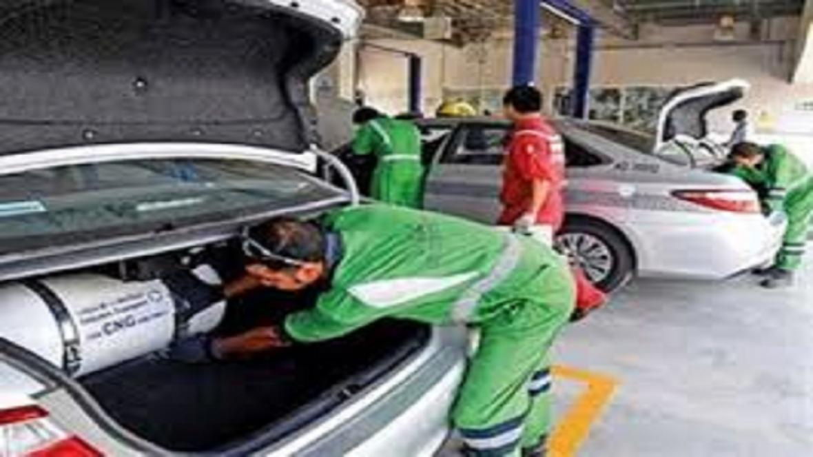 ثبت نام 32هزارنفر درطرح رایگان گازسوزکردن خودرو های عمومی