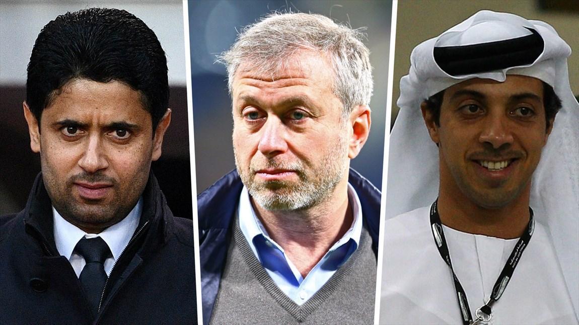 ثروتمندترین مالکان باشگاه های فوتبال در جهان را بشناسید