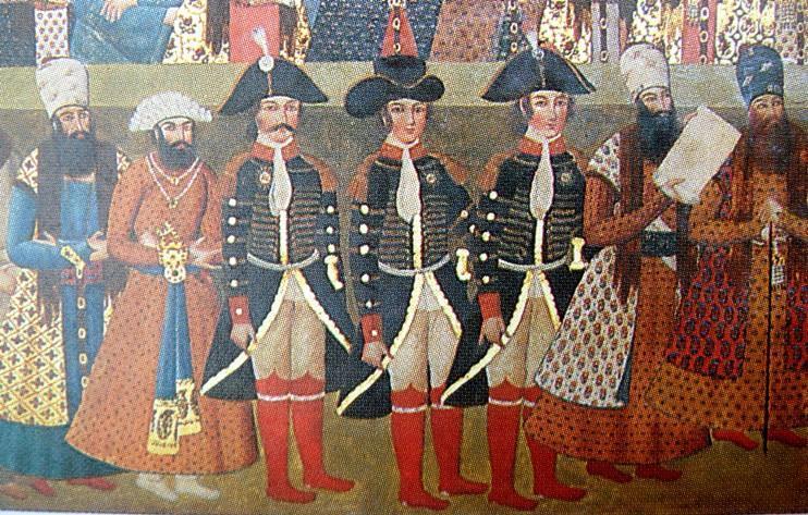 سر جان مَلکُم، از هند تا ایران