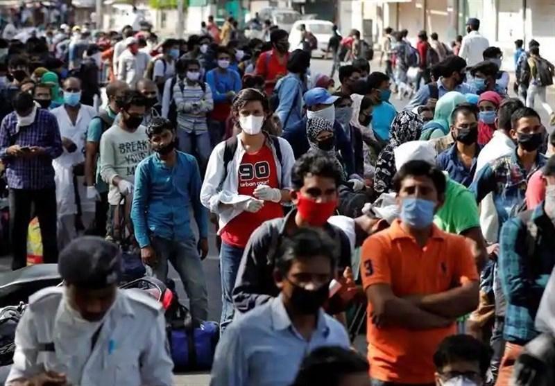 شمار مبتلایان به ویروس کرونا در هند به بیش از 2 میلیون نفر رسید