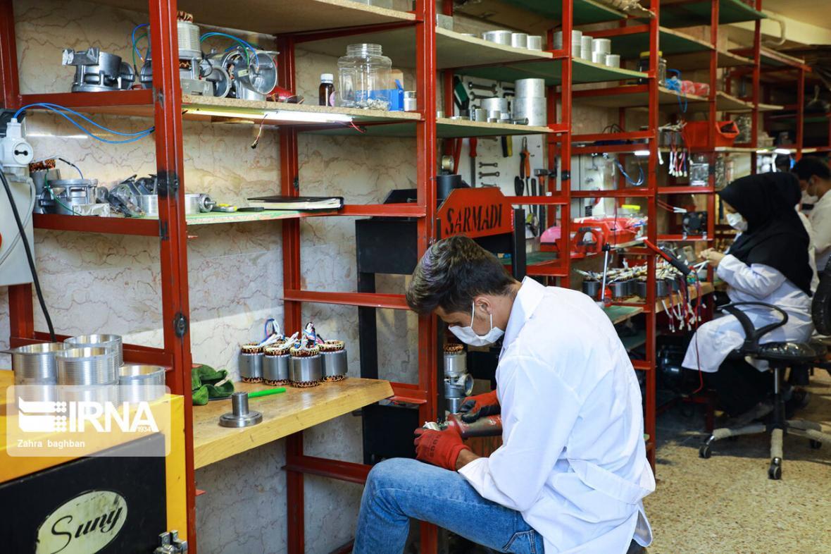 خبرنگاران حمایت بیش از 23 میلیارد ریالی از واحدهای فناور خراسان شمالی