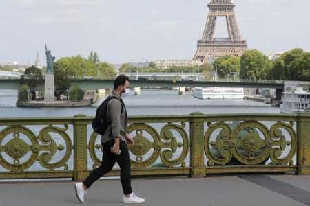 اعمال محدودیت های کرونایی بیشتر در پاریس