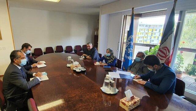 ملاقات دستیار ظریف با قائم مقام دستیار دبیرکل سازمان ملل
