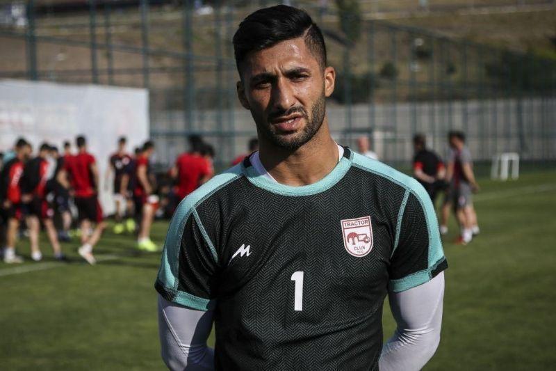 باشگاه تراکتور: مظاهری نمی تواند قراردادش را فسخ کند