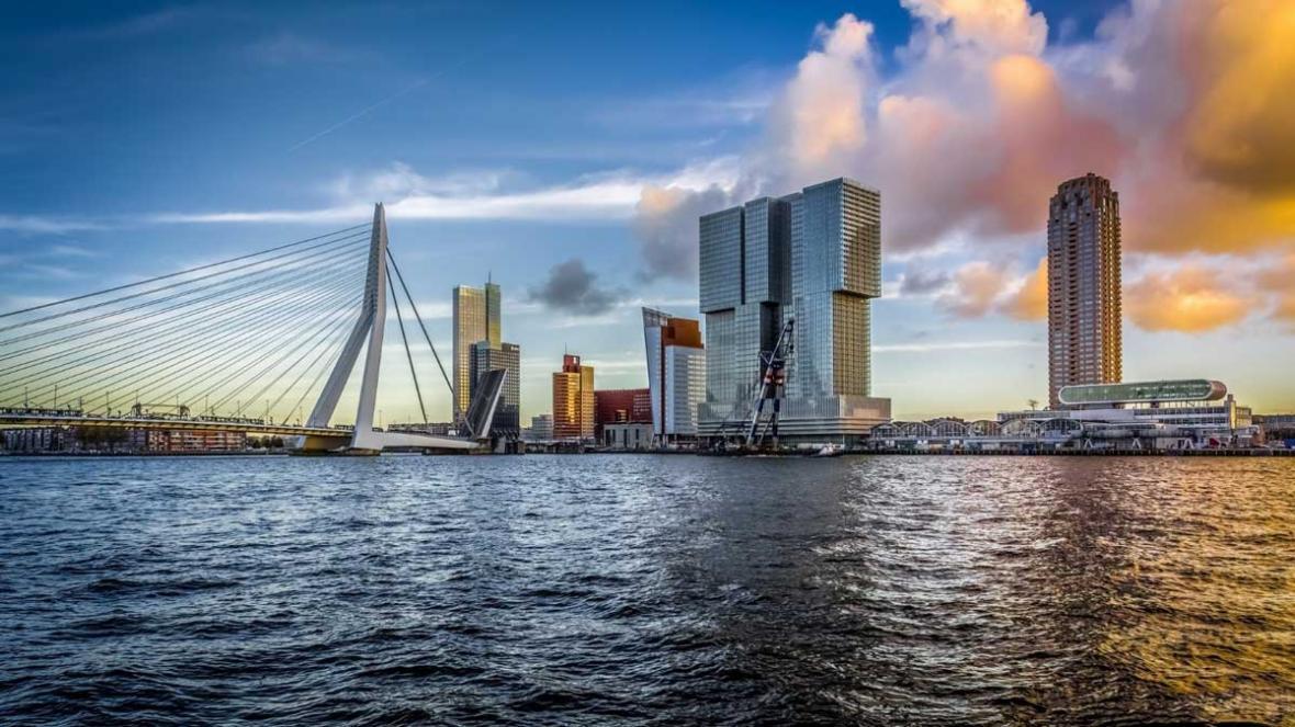 10 جاذبه دیدنی و شگفت انگیز شهر روتردام هلند