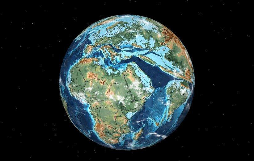 شهر شما در دوران باستان کجای کره زمین بوده است؟