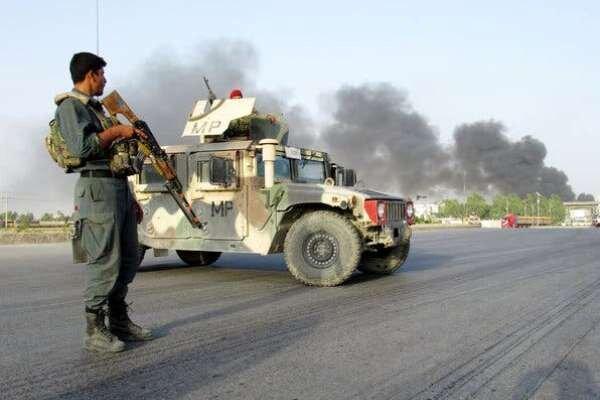 وقوع 2 انفجار پیاپی در مزار شریف افغانستان
