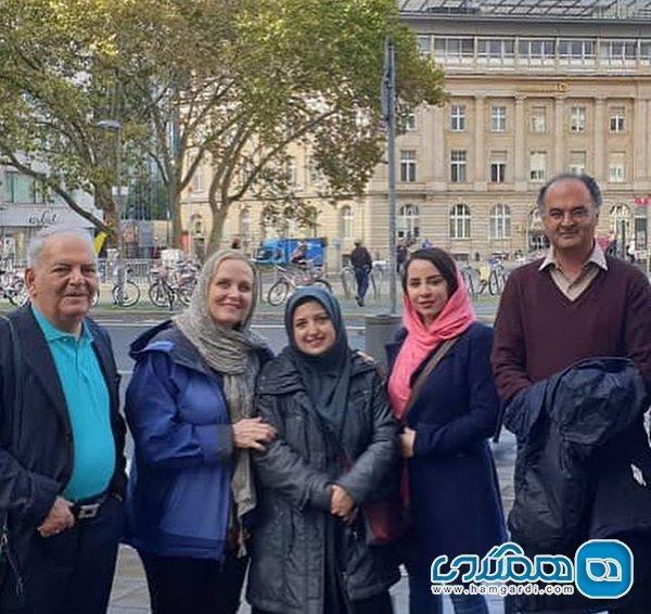 خبرنگار صدا و سیما در فرانکفورت چه کار می کرد؟
