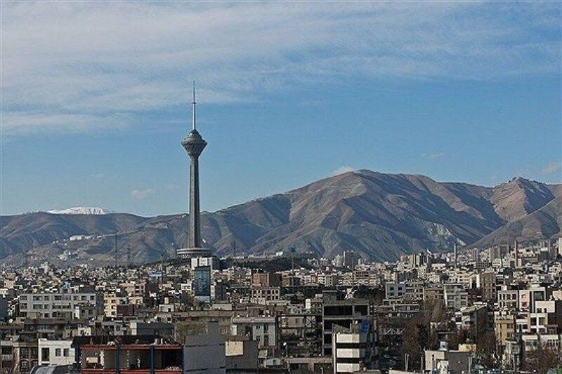 خبرنگاران هوای تهران هنوز سالم است