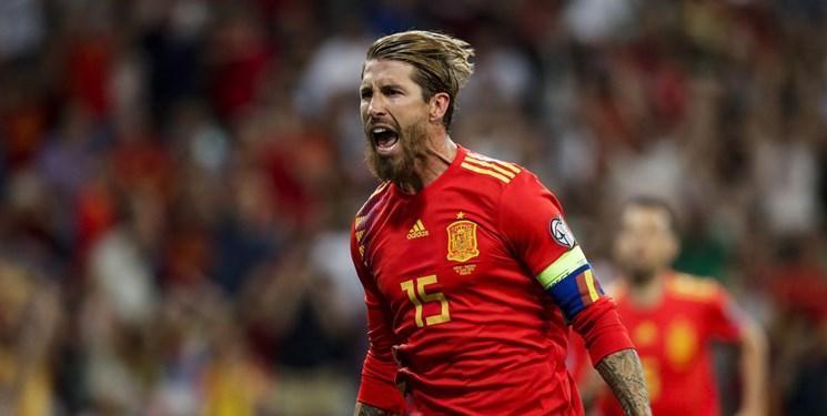 برد پرگل اسپانیا، آلمان با خوش شانسی نباخت