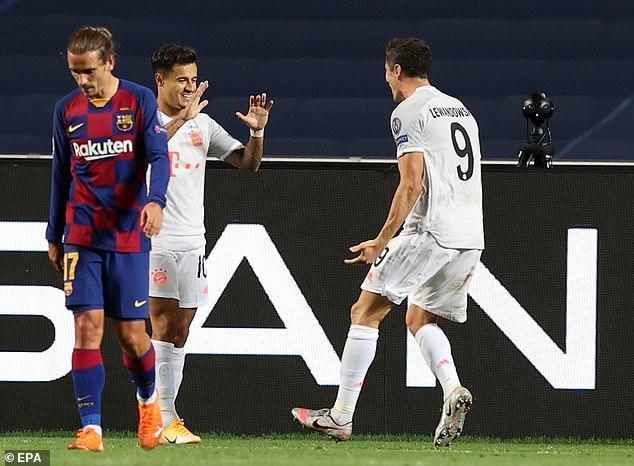 افشاگری عجیب در خصوص بازگشت کوتینیو به بارسلونا!