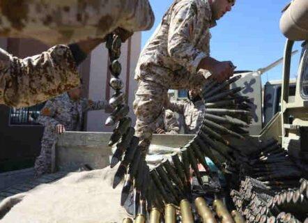 اعتراض دوباره سازمان ملل به نقض تحریم تسلیحاتی لیبی