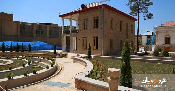 عمارت امین السطان؛از مکان های دیدنی تهران، عکس