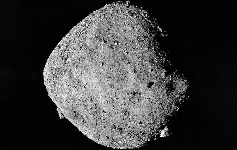 سنگ هایی در فضای میان سیاره ای از سیارک وستا به سیارک بنو راه یافته اند
