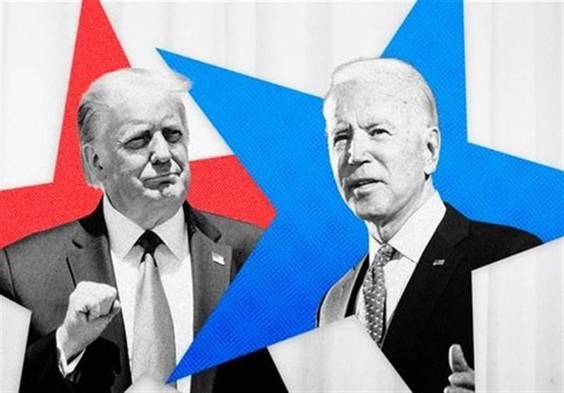 مناظره انتخابات آمریکا ، بایدن: اگر رأی بیاورم باید بروی، ترامپ: انتقال قدرتی در کار نخواهد بود؛ کلینتون می خواست کودتا کند