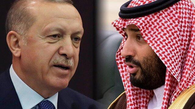 بایکوت کالاهای ترکیه توسط عربستان