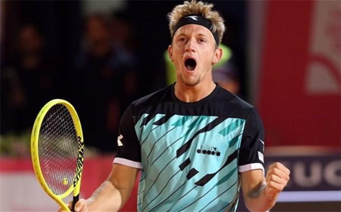 تنیس مسترز پاریس؛ تنیسور اسپانیایی بدون دردسر صعود کرد