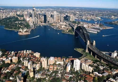 سیدنی، پنجمین شهر زیبای جهان