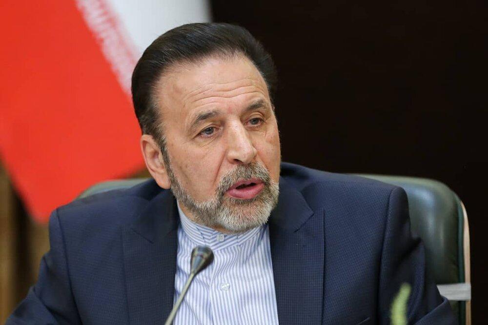 پاسخ به یک ادعا درباره دختر حسن روحانی، واعظی: سناریو چیده اند تا خبرنگاران را سرکار بگذارند