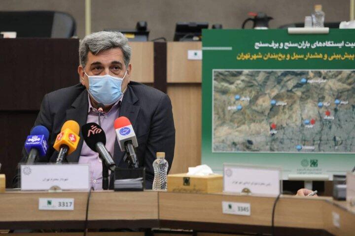 حناچی: تغییرات اقلیمی، تهران را با بحران جدید یخبندان روبرو نموده است