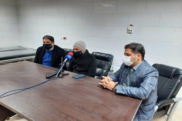 گل علی ابراهیمی سالم بود، زمین چمن مصنوعی برای تیم مس سم است