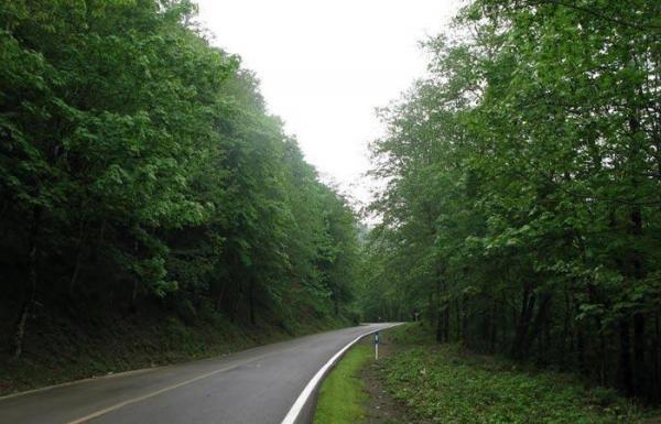 جاده اسالم به خلخال، جاده ای به سمت بهشت