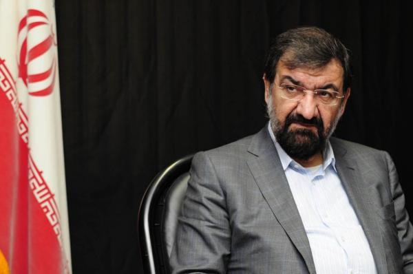 حمله تند محسن رضایی به حسن روحانی