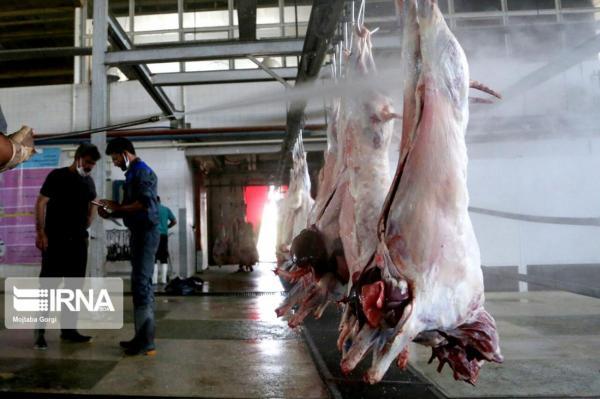 خبرنگاران 5.8 تُن گوشت ناسالم در مهاباد از چرخه مصرف خارج شد