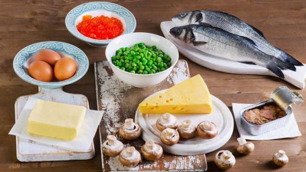 مواد غذایی دارای ویتامین D و دلایل مصرف آن