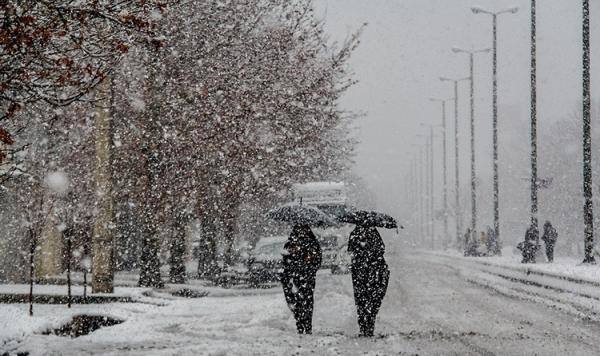 سراب با منفی 30 درجه سردترین شهر ایران