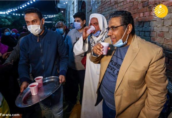 (تصاویر) آزادی خبرنگار الجزیره پس از 4 سال حبس در مصر