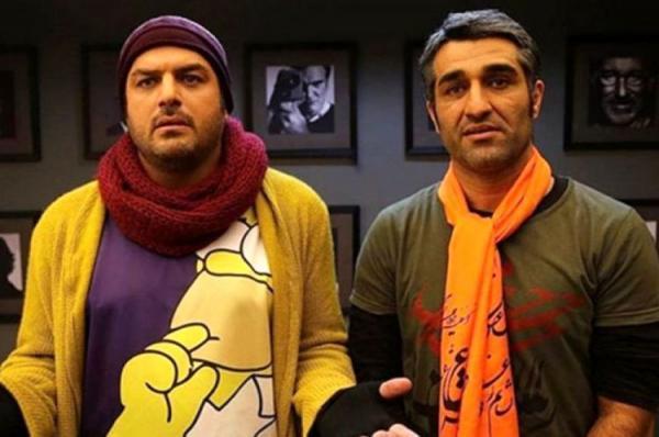 جدایی زوج مشهور فیلم های کمدی