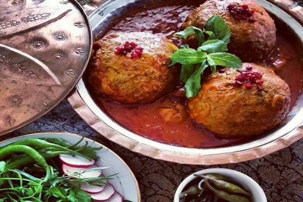 خبرنگاران پخت کوفته خداحافظی همدانی ها با نوروز