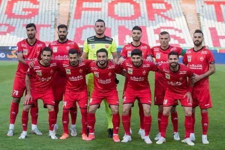 10 حضور پرسپولیس در لیگ قهرمانان آسیا ، حسینی از نورالهی جاماند