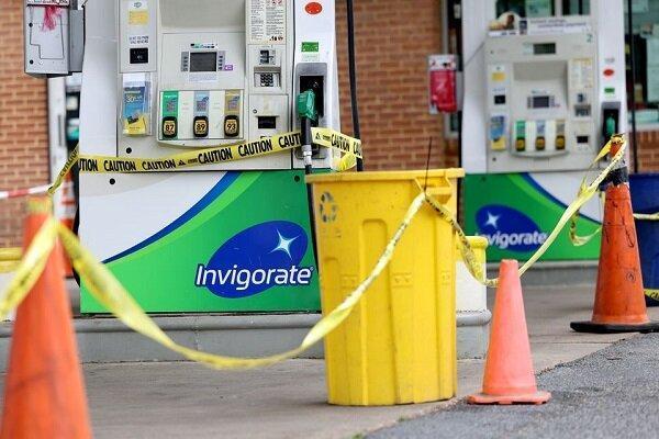 بحران کمبود بنزین و گازوئیل در شرق آمریکا