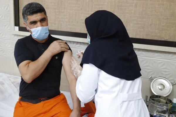 اولین مرحله از واکسیناسیون پاکبانان بیرجندی شروع شد