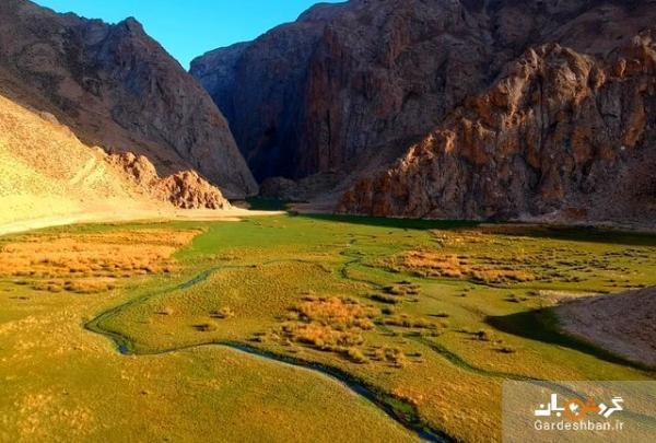 دریاچه لزور یا سد سیاه رود؛منطقه ای بکر با فاصله 2 ساعته از پایتخت